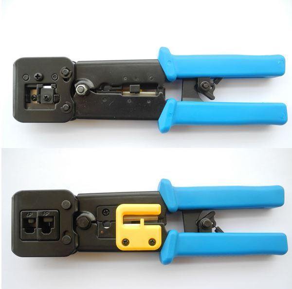DATAPRO EZ-RJ45 HIGH QUALITY CRIMPING TOOL FOR RJ45, RJ11/RJ12 [P/N 04DTP0075]